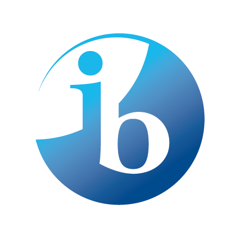 ib world school logo 2 colour rev