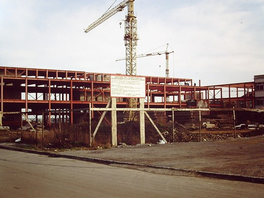 1980 Construction aile A